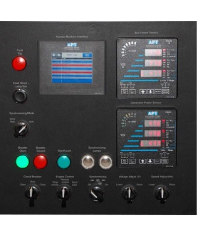 Automatic-Paralleling-Switchgear-Control-Panel-APT